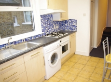 One Double Bed F/F Flat on Palmerston Road, SW19 – LET AGREED