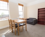 One Double Bedroom Top Floor Flat on Leopold Road, SW19 – Available end of September