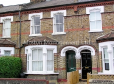 First Floor 1 Double Bed Flat on Palmerston Road, SW19 – LET AGREED