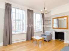 Very pleasant newly refitted 2 bedroom flat in top order in Wimbledon Town centre, SW19 – Let Agreed