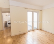 Clean & bright newly redecorated ground floor one double bedroom flat on Bellew Street – SW17